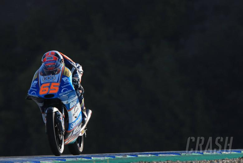 MotoGP: Moto3 Spain: Outstanding Oettl wins as Martin, Canet clash