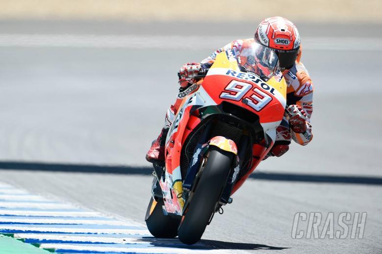 MotoGP: Jerez MotoGP test times - Monday (12pm)
