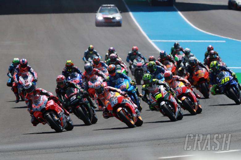 MotoGP: Single IMU in MotoGP from 2019