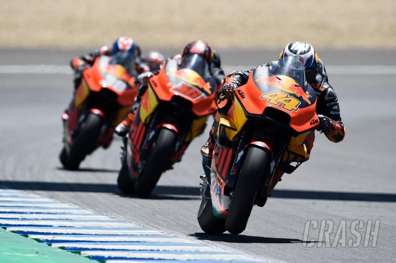 MotoGP: New KTM brings 'last big step', 'one-second nicer'