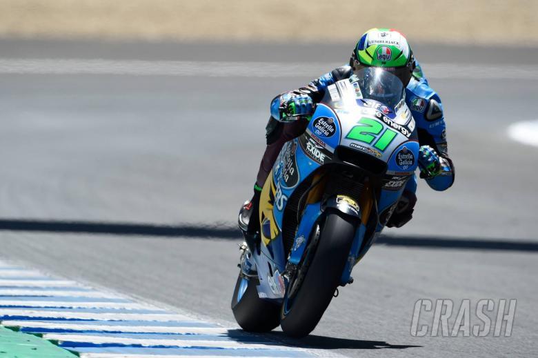 MotoGP: Sixth at test completes Morbidelli's best weekend