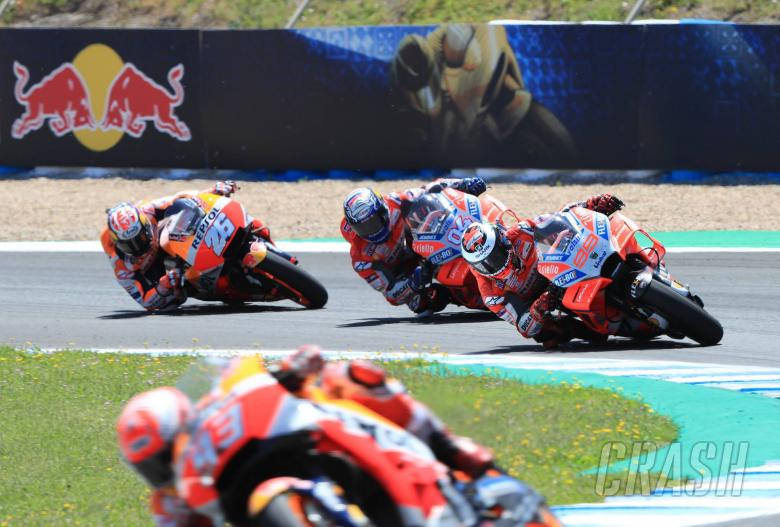 "MotoGP: Marquez surprised by return of ""old style of Lorenzo"""