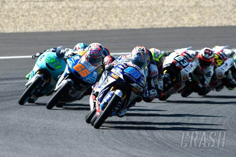 MotoGP: Moto3 Le Mans - Free Practice (1) Results