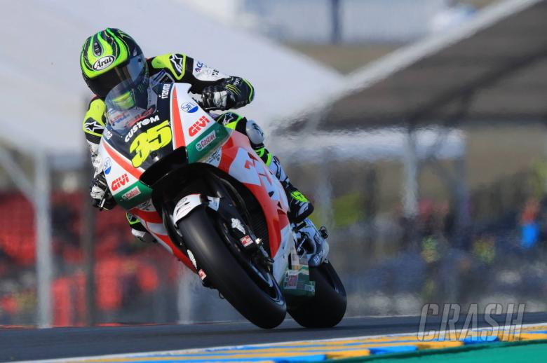 MotoGP: Crutchlow undergoing medical checks