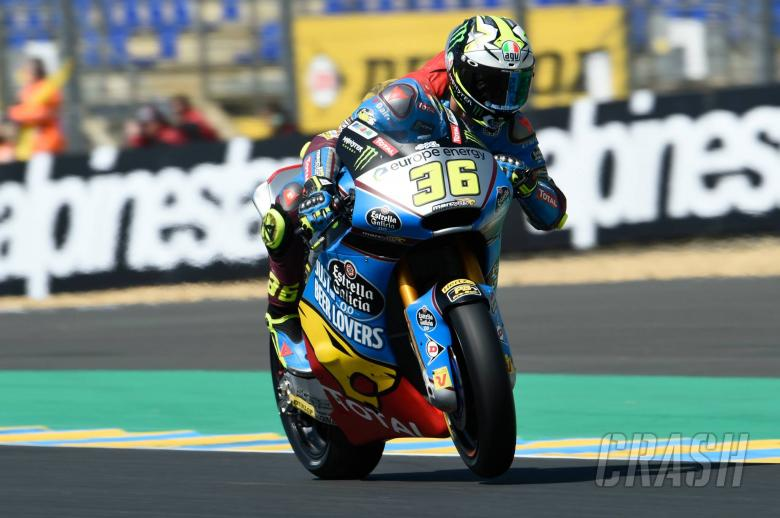 le mans motogp suzuki coy on joan mir rumours news crash. Black Bedroom Furniture Sets. Home Design Ideas