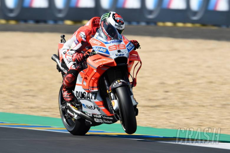 Lorenzo, French MotoGP 2018