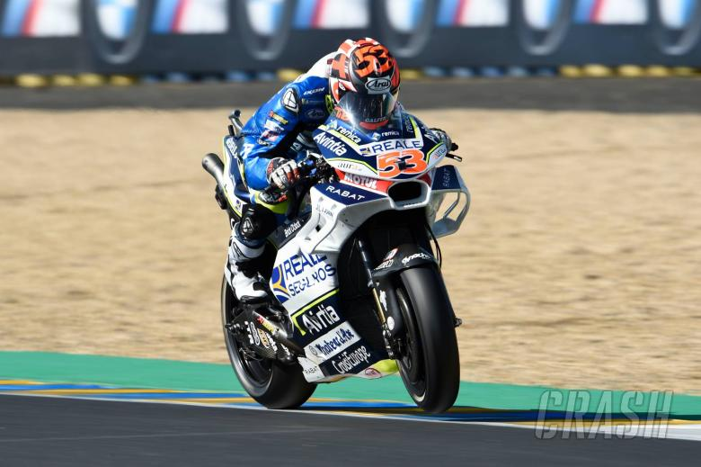 MotoGP: Rabat released from hospital