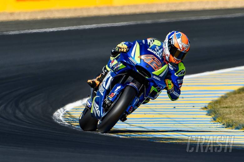 MotoGP: Catalunya MotoGP: Rins relishing home debut