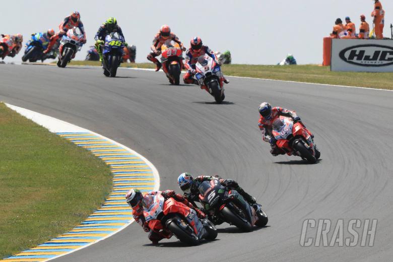 MotoGP: Braking issue stops Lorenzo's charge