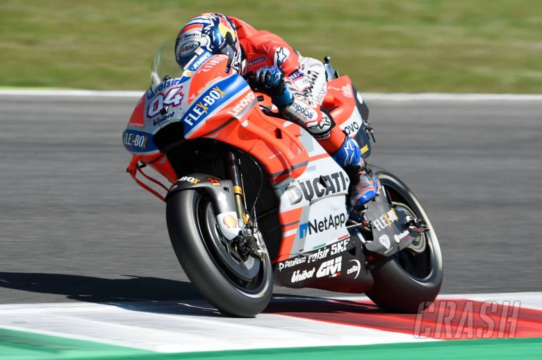 MotoGP: Dovizioso: I won't try something stupid in championship