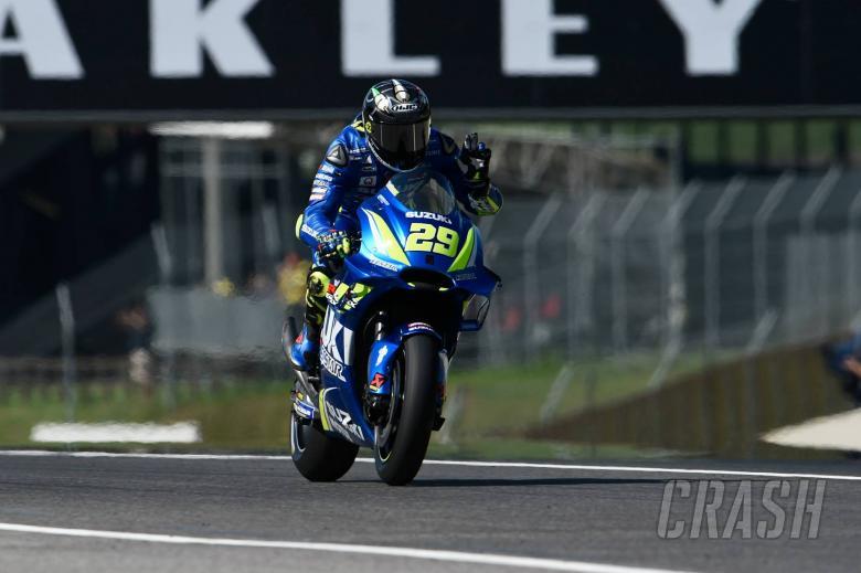MotoGP: Catalunya MotoGP: Iannone vows to 'seize moment'