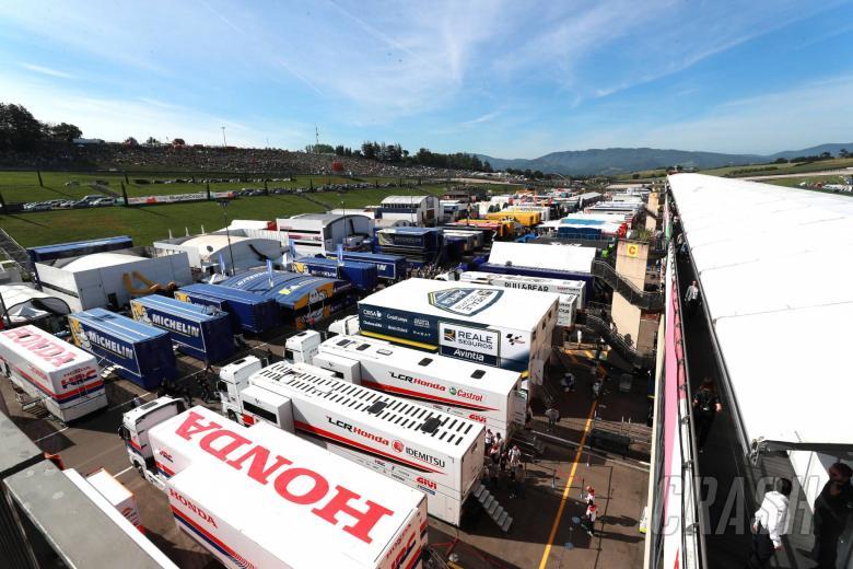 Paddock, Italian MotoGP 2018