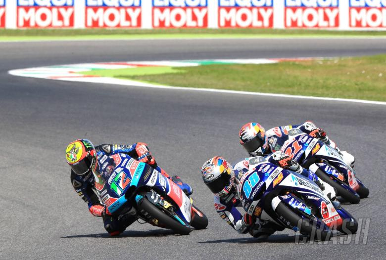 MotoGP: Moto3 Mugello: Majestic Martin wins dramatic lunge to the line