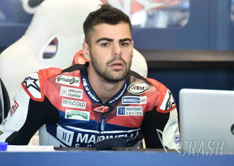 MotoGP: Fenati: I made a disgraceful gesture, I was not a man