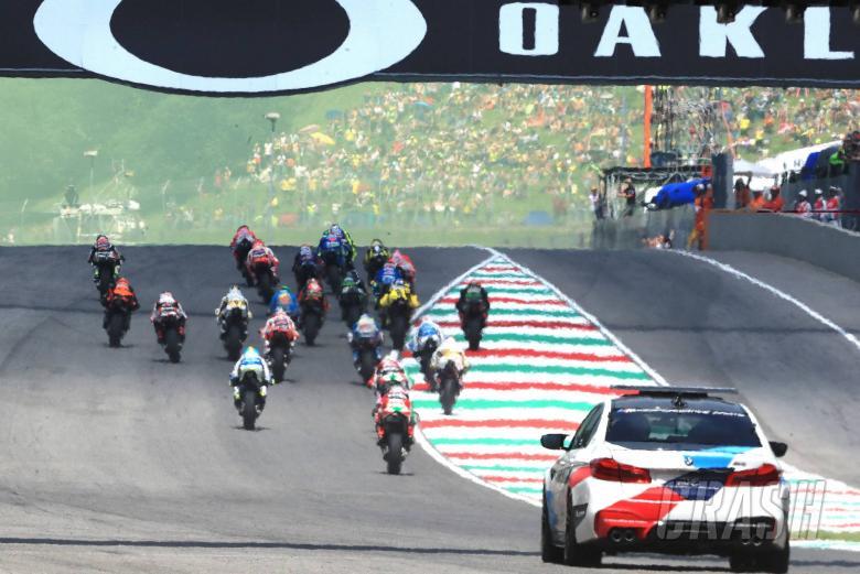 MotoGP rules update: Tyres, testing, airbags… | News | Crash
