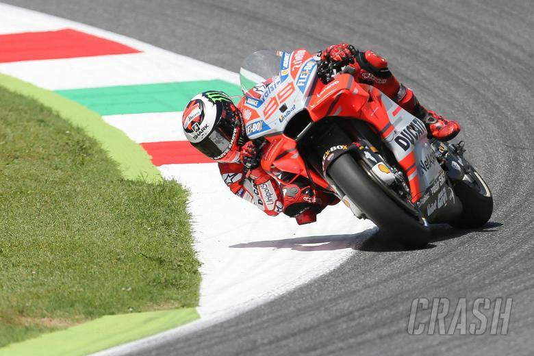 MotoGP: Catalunya MotoGP: Lorenzo 'focused on Ducati'