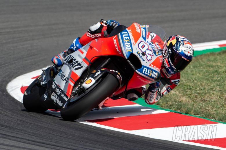 MotoGP: Catalunya MotoGP - Warm-up Results