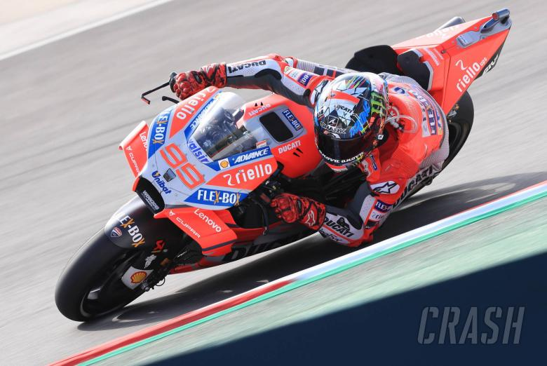 MotoGP: Back-to-back Ducati wins for dominant Lorenzo