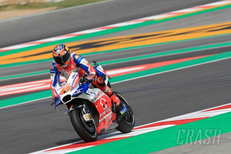 MotoGP: Miller: Lorenzo confident with 'collapsing' front