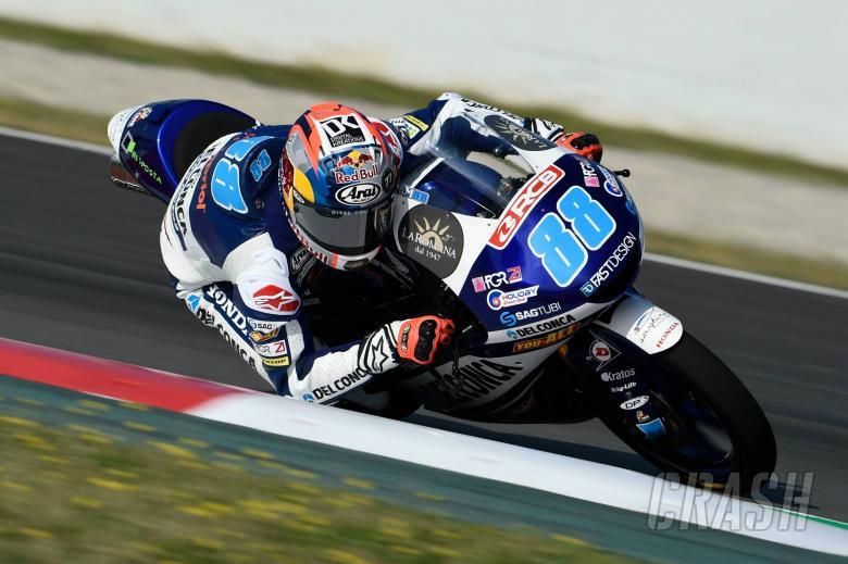 MotoGP: Moto3 Assen - Free Practice (1) Results
