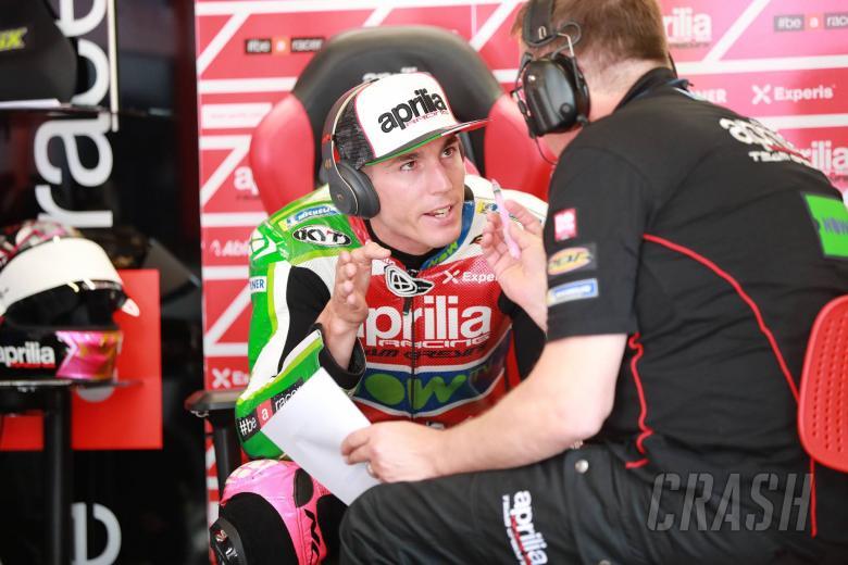 MotoGP: Aleix Espargaro talks crew chief change, Aprilia problems
