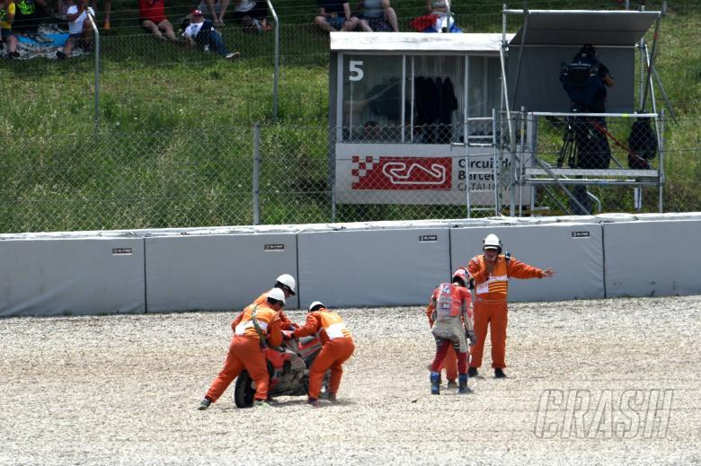 Dovizioso has put Catalunya setback behind him