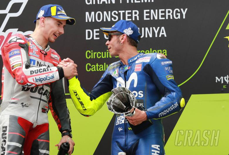 MotoGP: Lorenzo: Rossi could win on this Ducati
