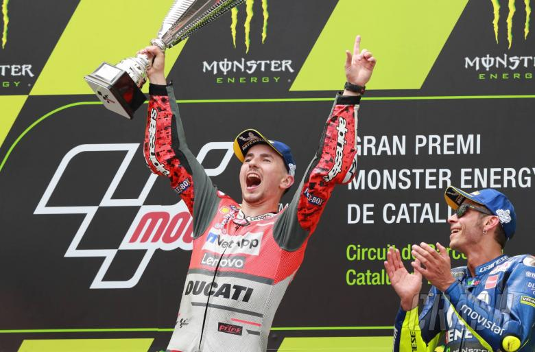 MotoGP: Can Lorenzo win title with 'most complete' Ducati?