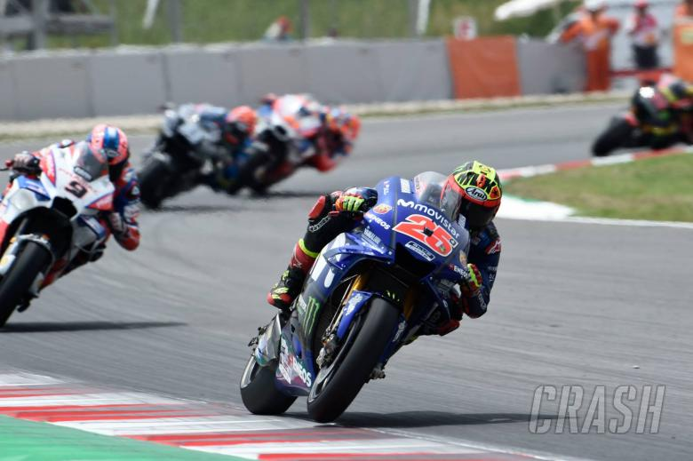 MotoGP: Vinales: First 10 laps? Put them in the trash