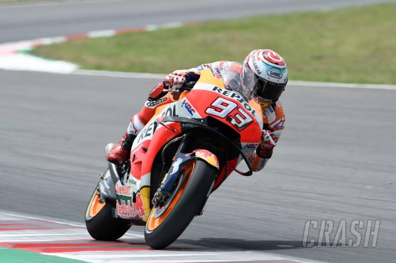 MotoGP: Catalunya MotoGP test times - Monday (FINAL)