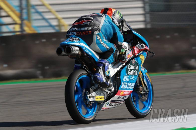 MotoGP: Moto3 Assen - Free Practice (2) Results
