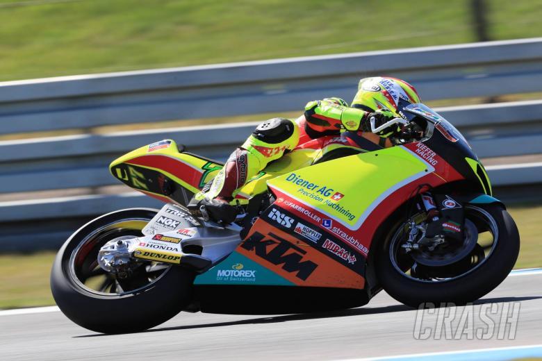 MotoGP: Moto2 Germany - Free Practice (1) Results
