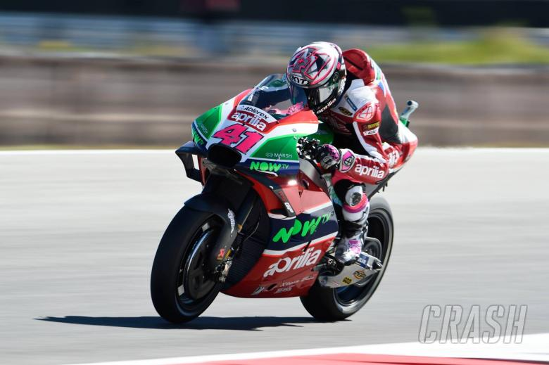 MotoGP: Espargaro 'impressive, satisfied, confident'