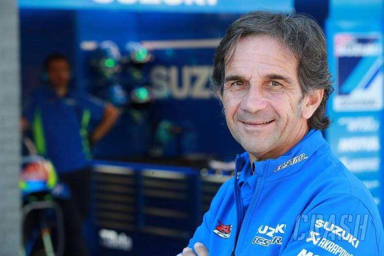 MotoGP: EXCLUSIVE – Davide Brivio (Suzuki Team Manager) Interview