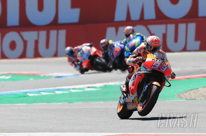 MotoGP: Surprise soft rear pays off for Marquez