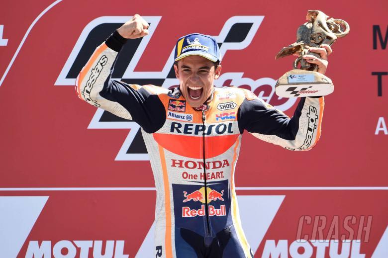 MotoGP: 'We were fighting everybody' - Marquez talks Rins, Vinales contact