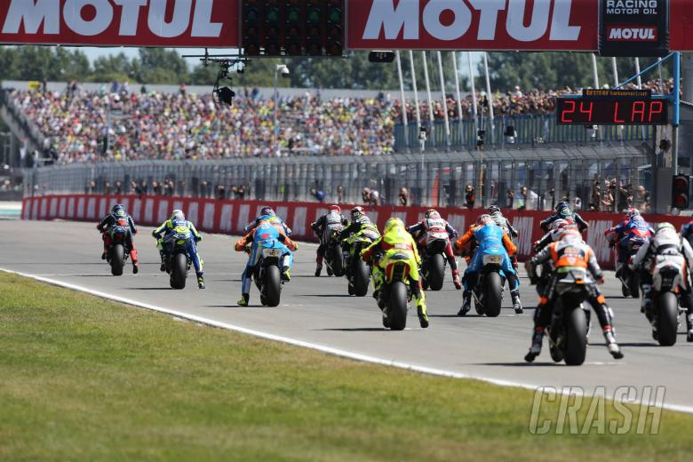MotoGP: Moto2 ECU: Launch, torque and engine-braking controls