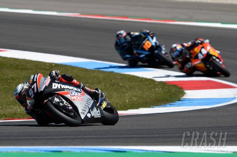 MotoGP: Moto2 Germany - Free Practice (2) Results