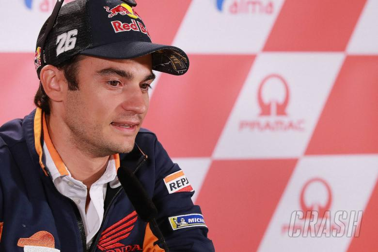 MotoGP: Dani Pedrosa announces retirement - UPDATED