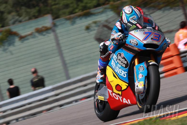 MotoGP: Alex Marquez sticks with Marc VDS in Moto2