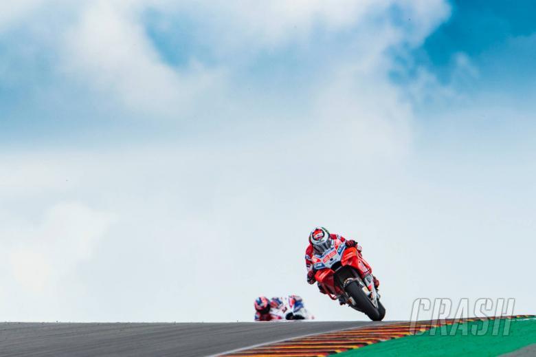 MotoGP: Lorenzo fastest, 'in great shape'