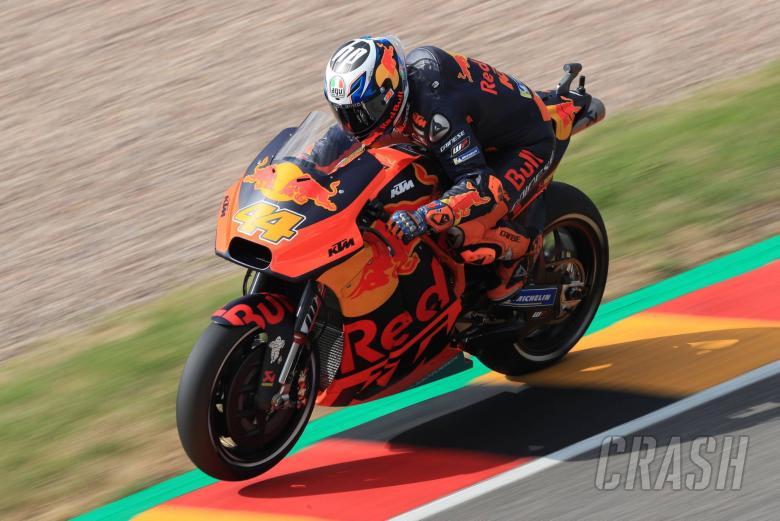 MotoGP: Espargaro puts KTM on top in warm-up