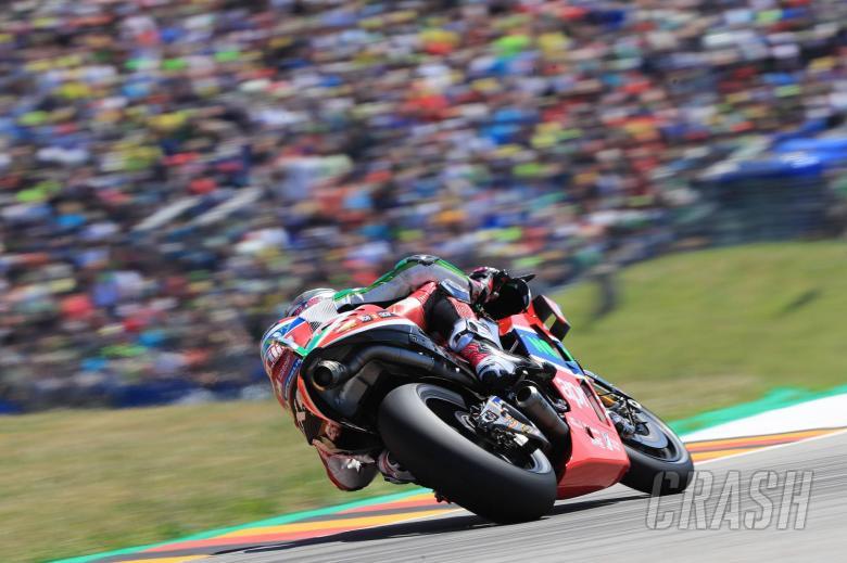 MotoGP: Aleix Espargaro out of German MotoGP | News | Crash