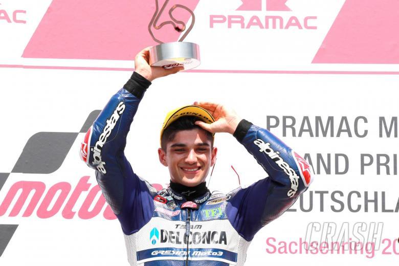 MotoGP: Moto3 Germany: Martin breaks away to rule at Sachsenring