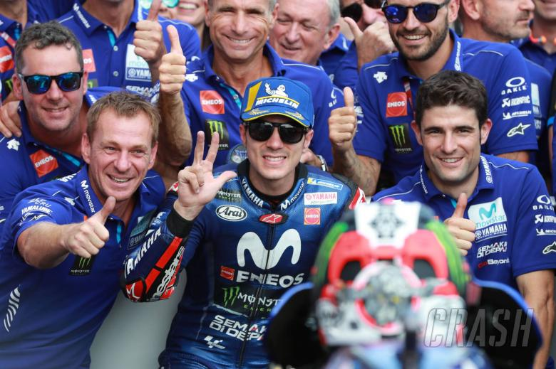 MotoGP: Riding style changes give Vinales compromise