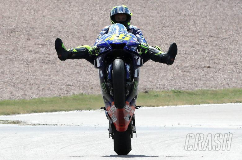 Rossi: Kami menemukan sesuatu untuk naik podium