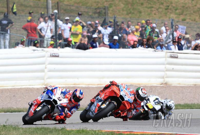 MotoGP: Petrucci: Lorenzo's move 'not so clever'