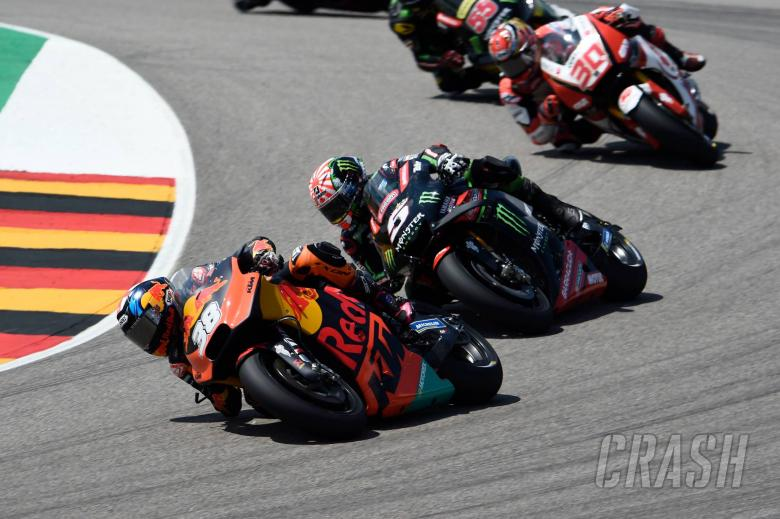 MotoGP: Smith matches KTM's best of 2018