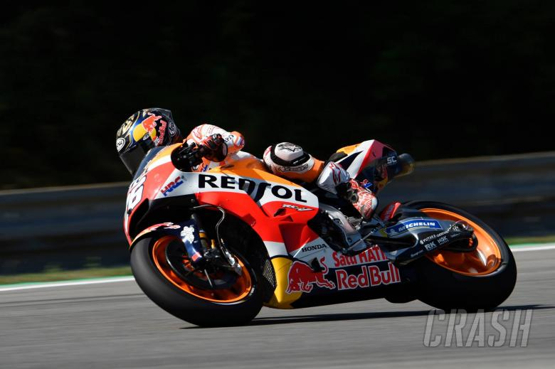 MotoGP: Pedrosa leads Petrucci at Brno