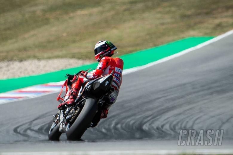 MotoGP: Lorenzo explains 'obligation' to change Brno race strategy